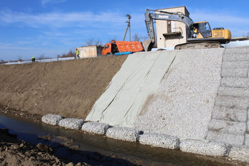 Марка бетона для плотины