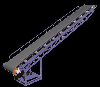 телескопический ленточный конвейер это