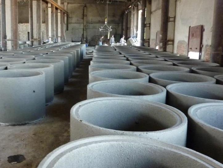 бетон для колец