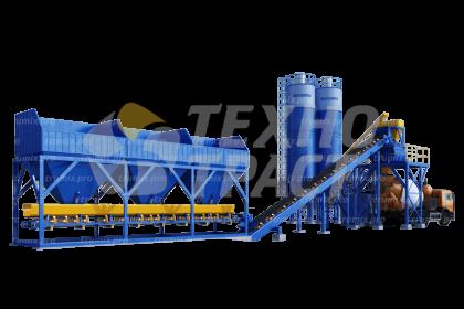 Купить бетонный завод РБУ Trumix-90 | Технотраст