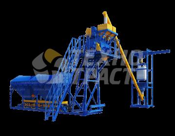 Мини бетон завод купить вес 1м3 раствора готового кладочного цементного